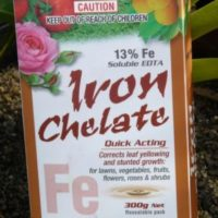 What is Chelated Fertiliser