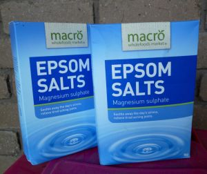 Epsom Salts For Daylilies