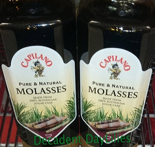 Molasses Foliar Feed for Daylilies, Plants and Flowers