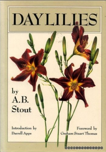 daylilies book was published 1934, History of daylily