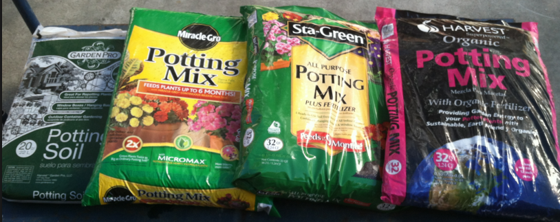 Dangers of Potting Mixes Garden Pro Miracle Gro Organic Fertilser