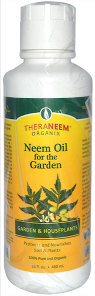 Neem Oil Pesticide for Garden and House Plants