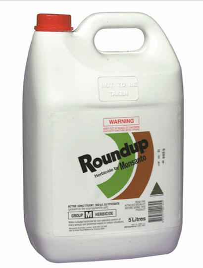 Roundup Weed killer Control How to Get Rid of Weeds in Gardens