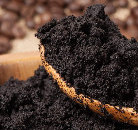 Useful ways to reuse Coffee Grounds in your garden